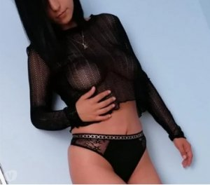 Anna-dea rimjob escorts in Denver